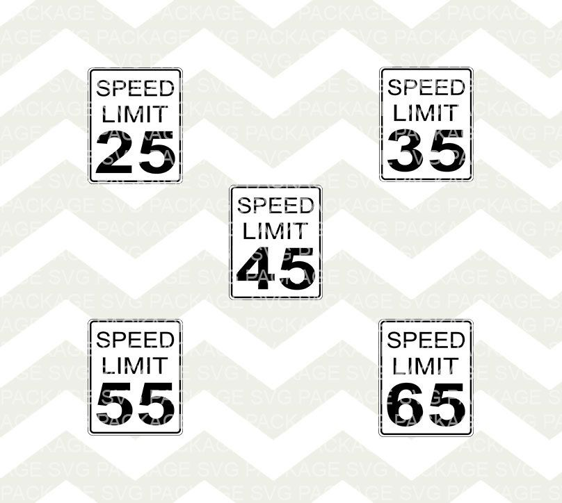 808x724 Svg Clipart, Speed Limit Sign Svg, Freeway Sign Clipart Png, Svg