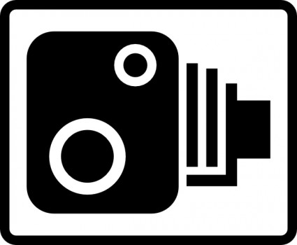 425x350 Speed Limit Sign Clip Art
