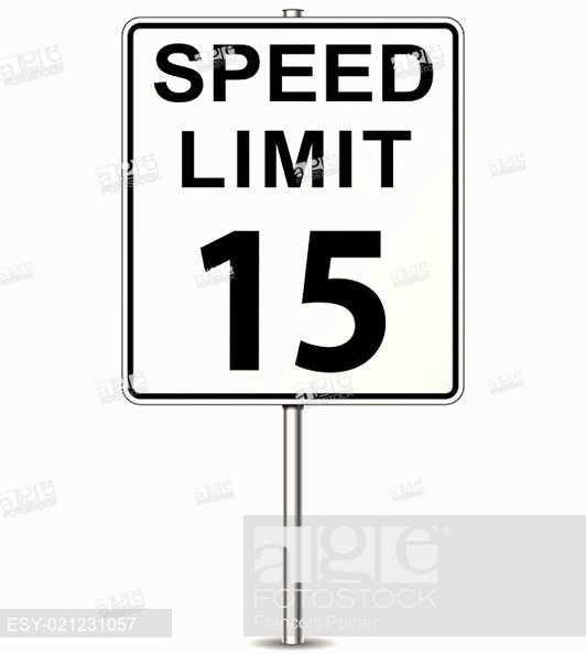 532x594 Vector Speed Limit Sign, Stock Vector, Vector And Low Budget