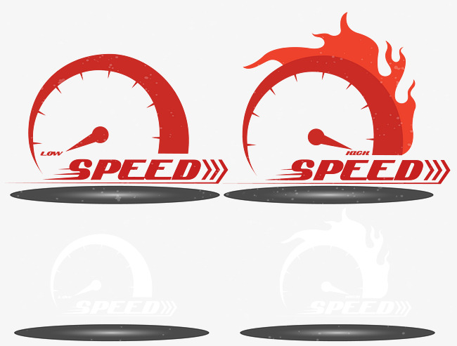 650x493 Red Speedometer, Red, Speed, Pointer Png And Vector For Free Download