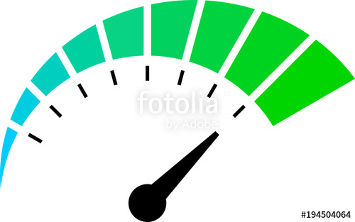500x313 Speedometer Vector Stock Photo And Royalty Free Images On Fotolia