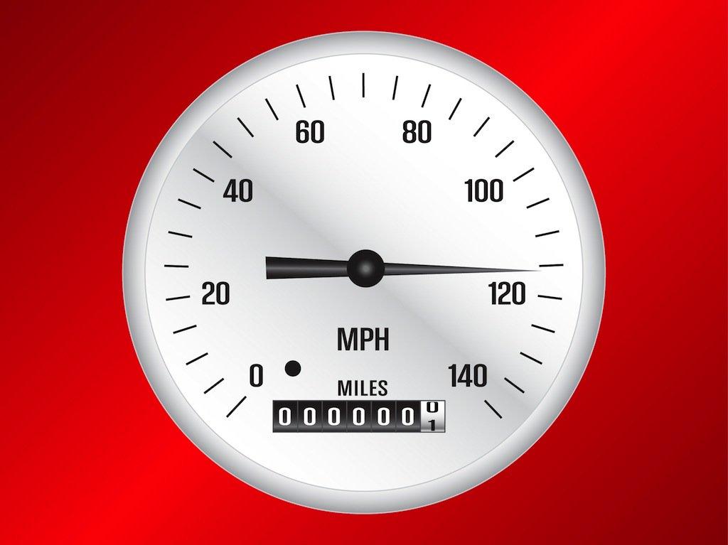 1024x767 Speedometer Vector Vector Art Amp Graphics
