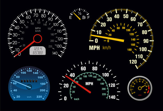 541x368 Speedometer Free Vector Download (51 Free Vector) For Commercial