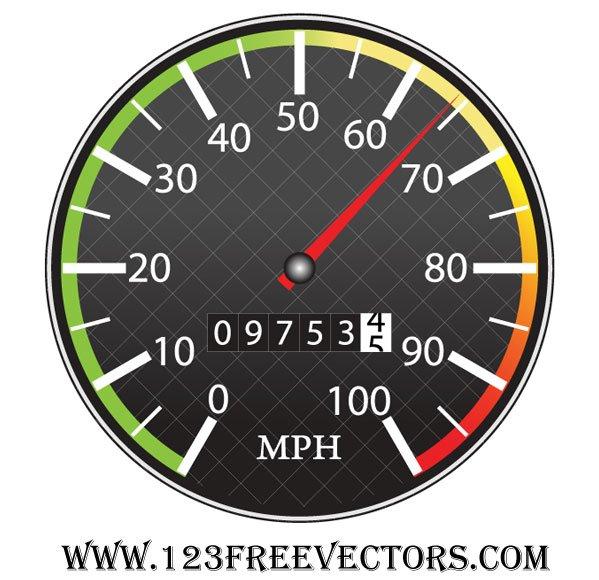 599x580 Free Speedometer Vector Free Download Psd Files, Vectors