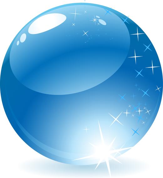 521x570 Crystal Sphere