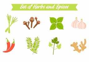 286x200 Spices Free Vector Art