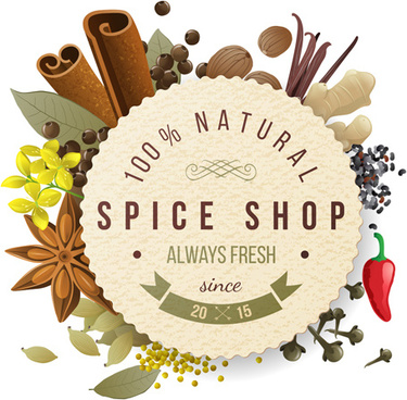 375x368 Spices Vector Free Vector Download (62 Free Vector) For Commercial
