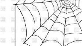 280x158 Spider Web Clipart Corner All About Clipart