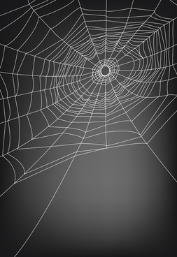 253x368 Spider Web Corner Free Vector Download (6,137 Free Vector) For