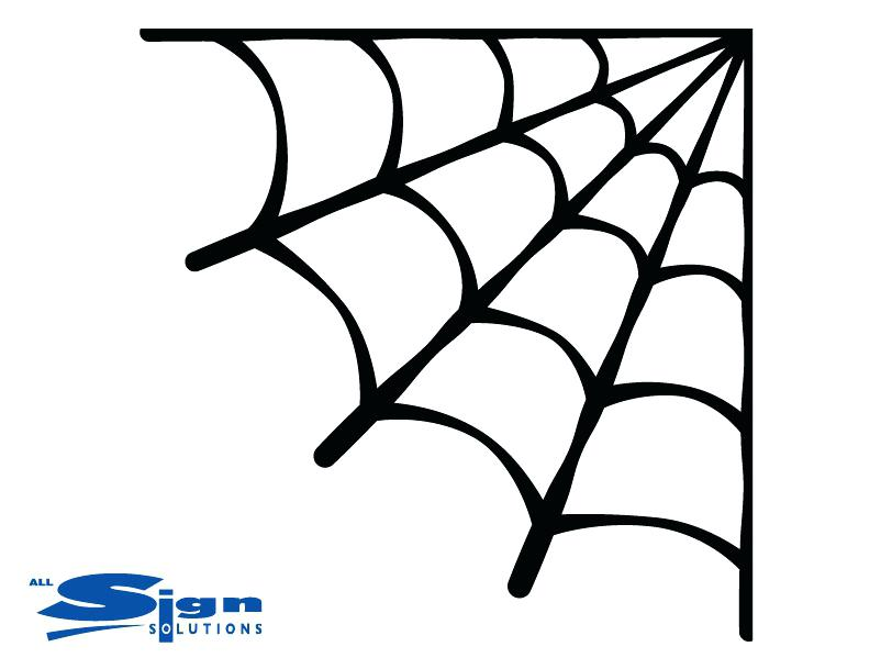 812x609 Corner Spider Web By Vector Theopulence