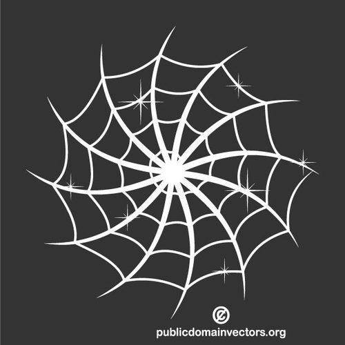 500x500 Spider Web Graphics Public Domain Vectors