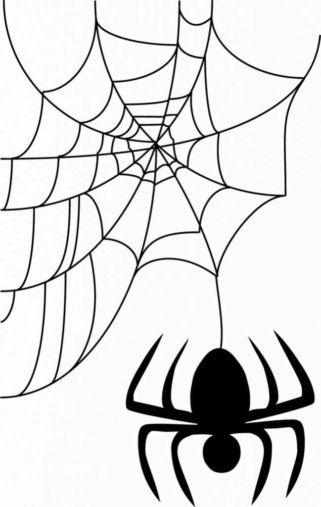 649x1024 Halloween Spider Web Vector Free Png Image Background