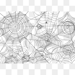 260x260 Spider Web Lines Png, Vectors, Psd, And Clipart For Free Download