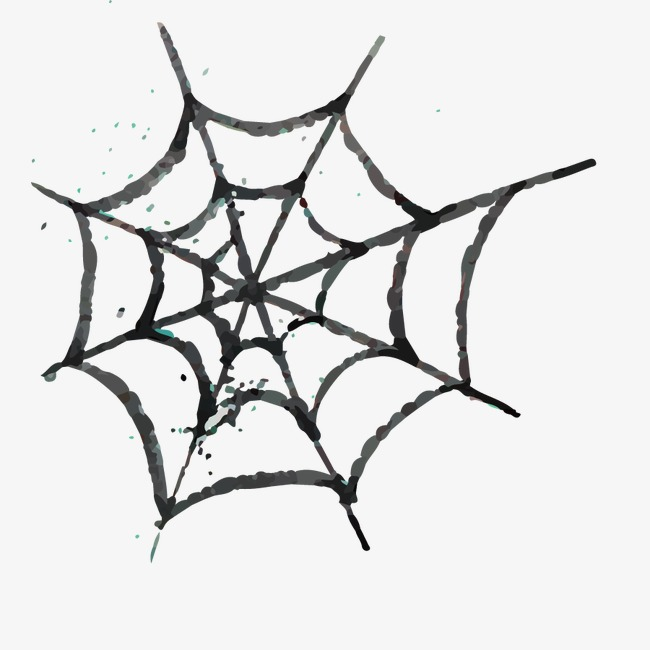 650x650 Vector Spider Web, Spider Vector, Web Vector, Shape Png And Vector