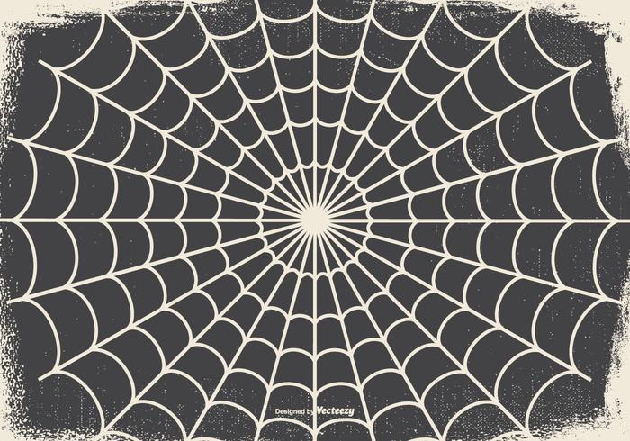 700x490 Old Spooky Halloween Spider Web Background