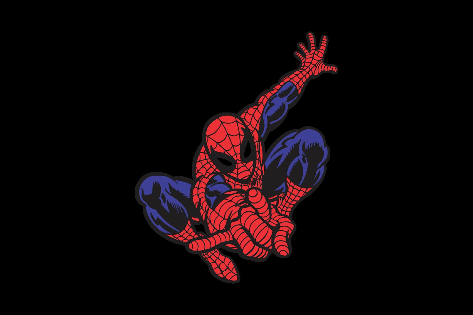 Spiderman Vector Art