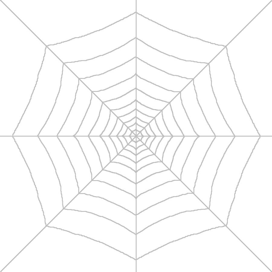 Spiderman Web Vector