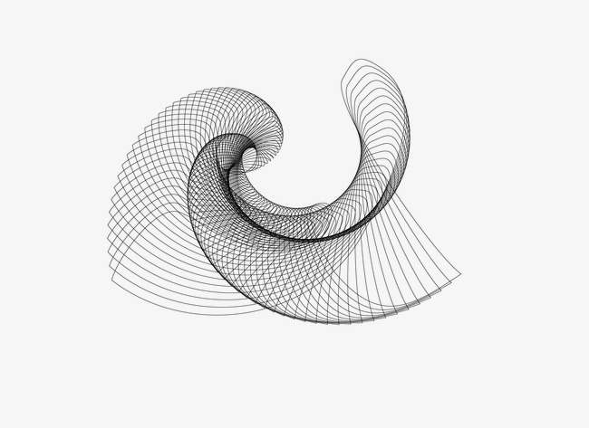 650x473 Vector Abstract Creative Spiral Lines, Abstract Vector, Spiral