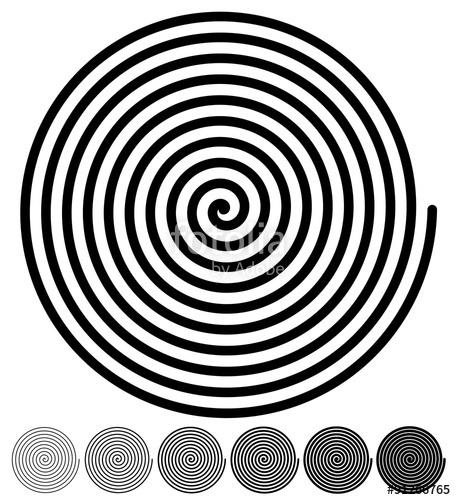 Spiral Vector Illustrator at GetDrawings com | Free for