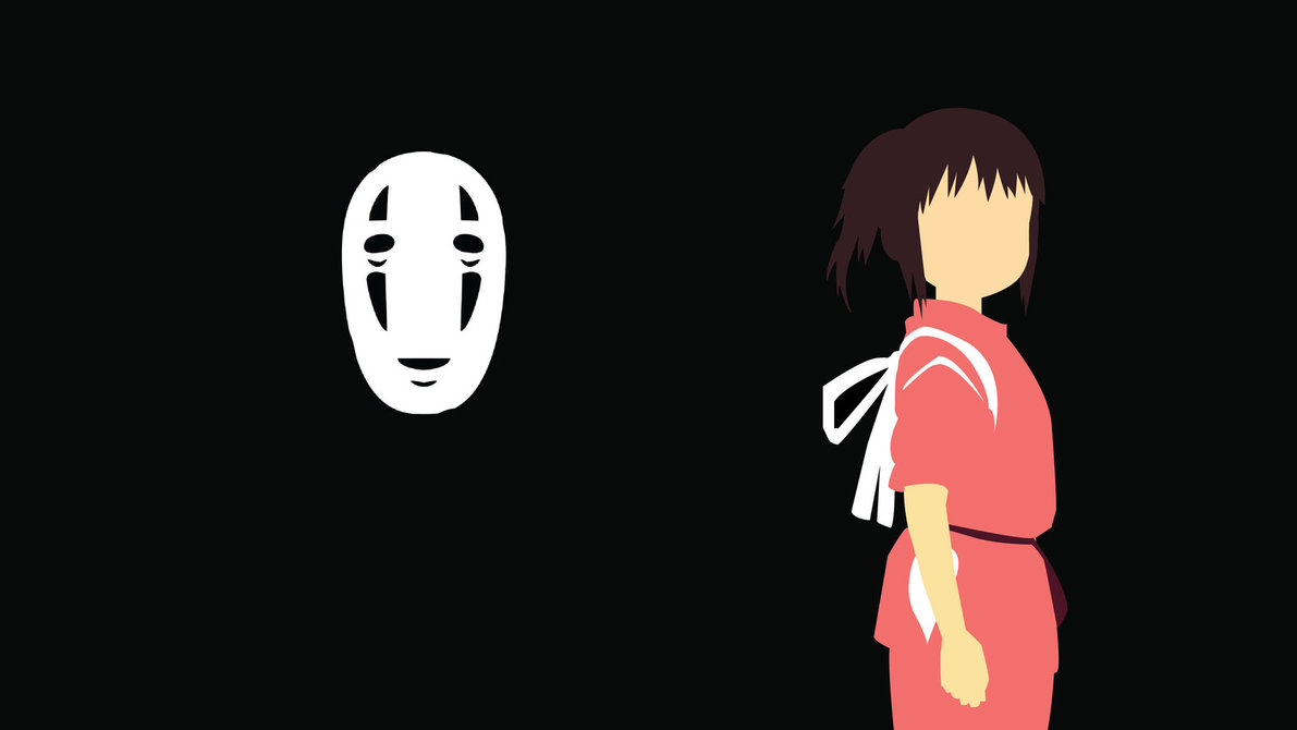 Spirited Away Vector At Getdrawings Free Download