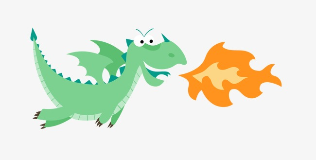 650x329 Spitfire Little Dinosaur Cartoon, Dinosaur Vector, Cartoon Vector