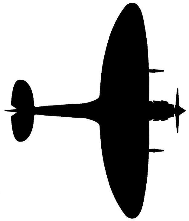 625x729 Aircraft Clipart Spitfire 3019200