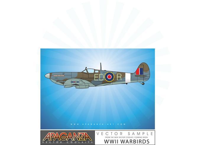 700x490 Spitfire Vector