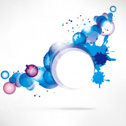 425x425 Splash Ring Background Vector Free Vector Download In .ai, .eps