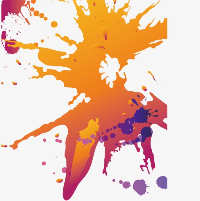 650x651 Vector Art Ink Splash, Splashdown, Spill, Shape Png And Vector For