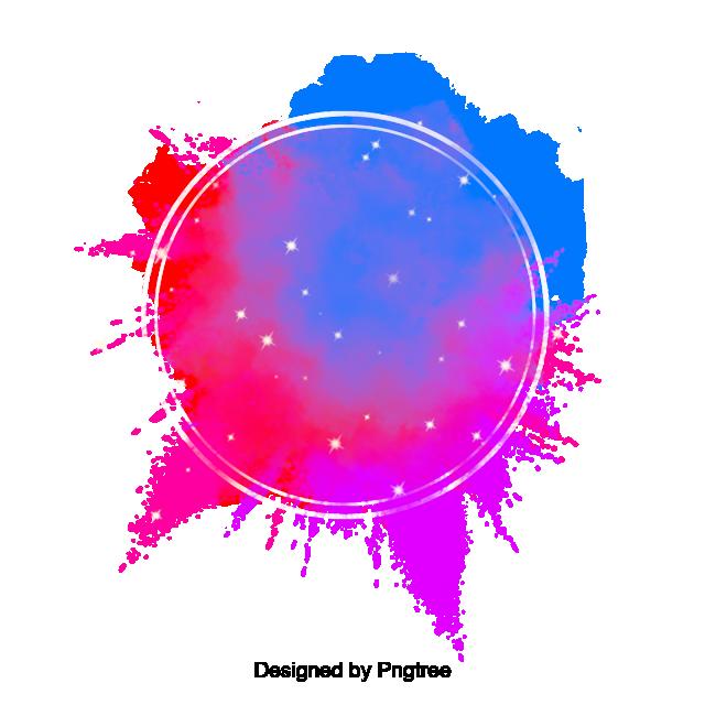 640x640 Colorful Splatter Paint Vector, Splatter, Paint, Splash Png And