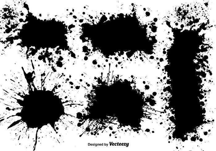 700x490 Splatter Free Vector Art