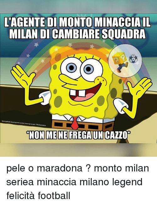 500x654 Lagente Di Monto Minacciail Milan Di Cambiaresquadra Spongebob