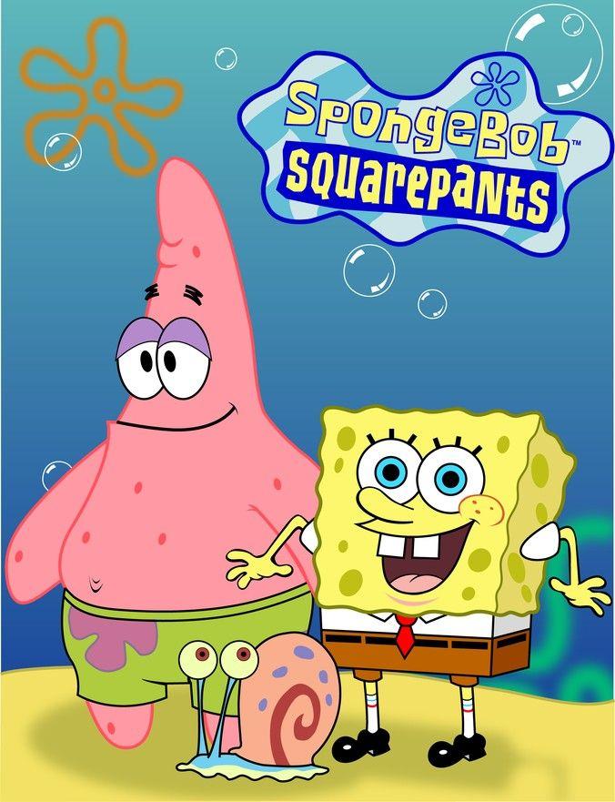 676x881 Spongebob Spongebob Squarepants Vector Illustrations