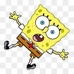 260x260 Cartoon Spongebob, Spongebob, Cartoon, Yellow Png Image And