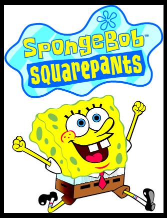 334x435 Free Download Of Spongebob Squarepants Vector Logo