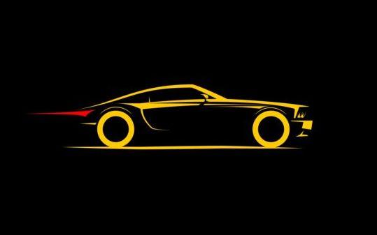 539x337 Sport Car Logos Vectors Set 01 Free Download