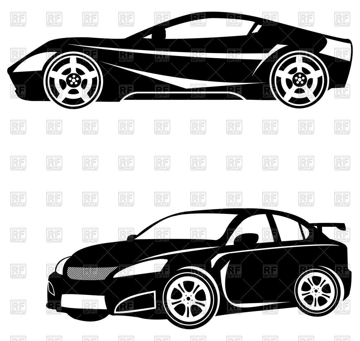 1200x1137 Sport Cars Vector Image Vector Artwork Of Transportation