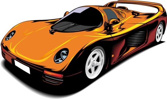 550x327 Sport Cars Vector Design