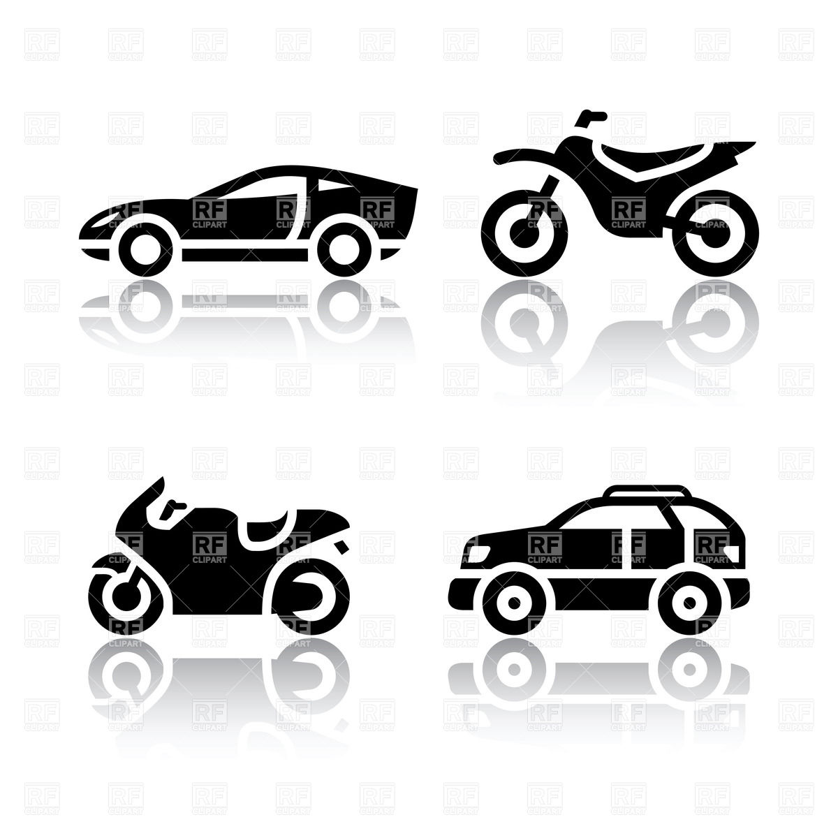 1200x1200 Transport Icons