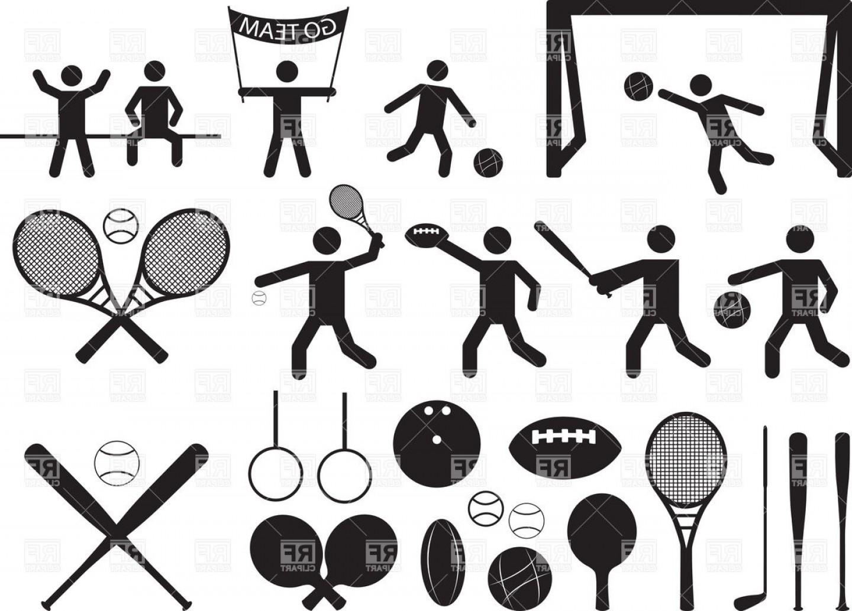 1440x1034 Popular Sports Clip Art Vector Sohadacouri
