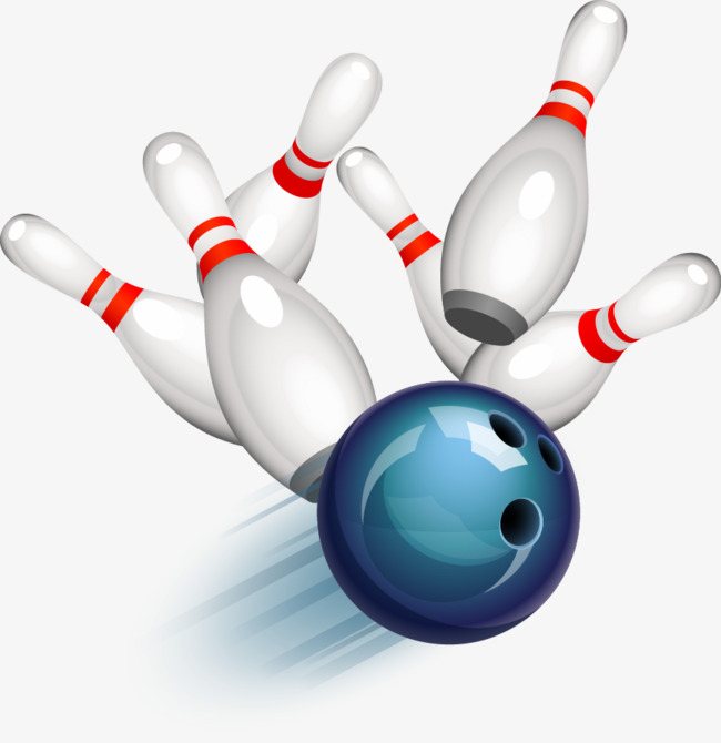 650x670 Sports Equipment Bowling, Cartoon, Movement, Bowling Png And