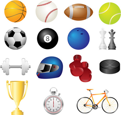 388x368 Sports Equipment Free Vector Download (3,691 Free Vector) For
