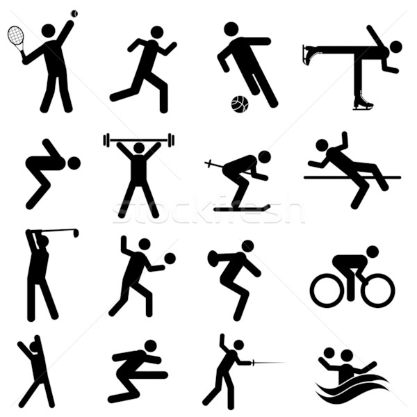 600x600 Free Sports Icon Vector 117146 Download Sports Icon Vector