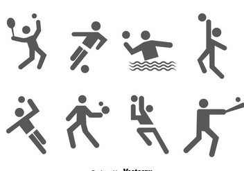 352x247 Sports Vector Icons Free Vector Download 148093 Cannypic