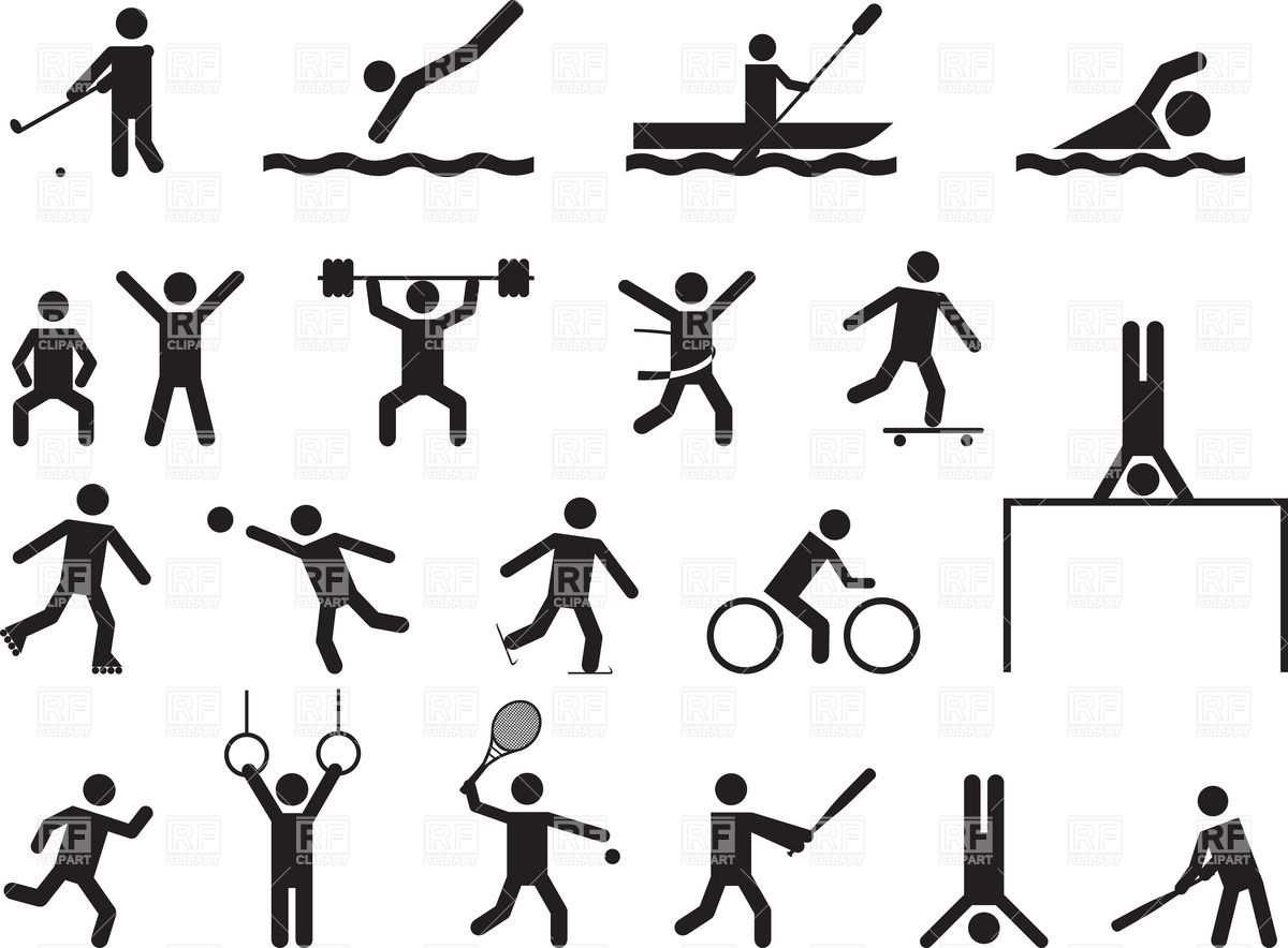 1200x884 People Pictograms