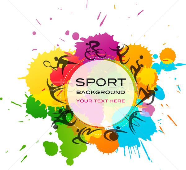 600x550 Sport Background