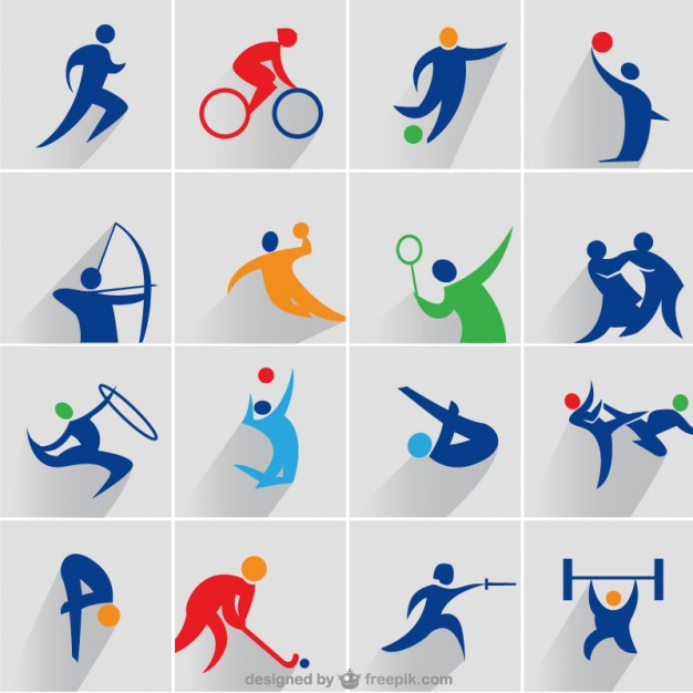 626x626 Sports Vector Icons Set Vector Free Vector Download In .ai, .eps
