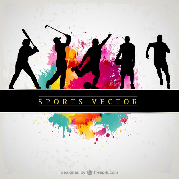 626x626 Sports Vector Players Vector Free Vector Download In .ai, .eps