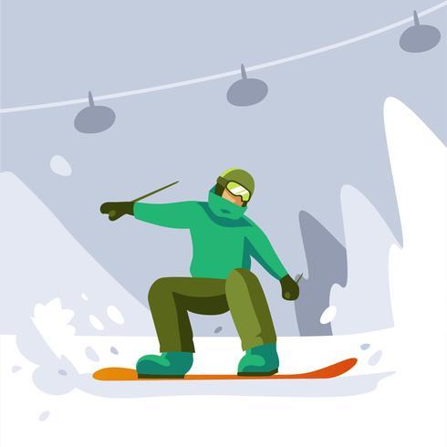 490x490 Skier