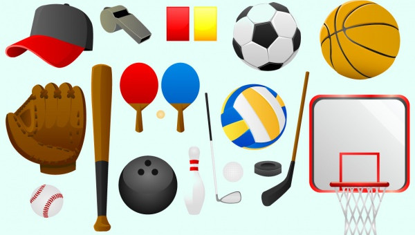 Sports Vector Graphics